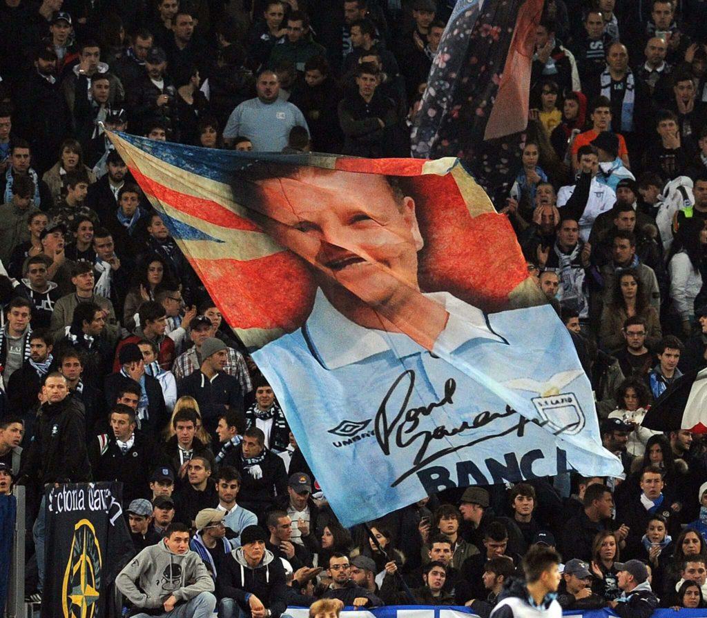 Die Fans vergöttern Paul Gascoigne immer noch. Foto: Getty Images