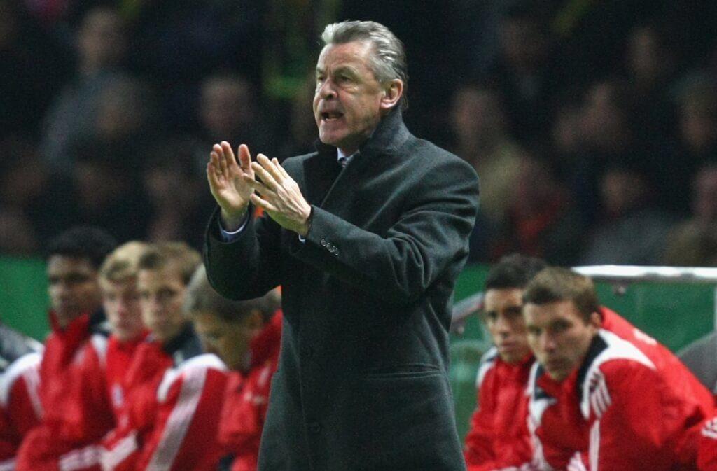 Der statistisch beste Trainer in der Bundesliga-Geschichte ist Ottmar Hitzfeld. Foto: Getty Images