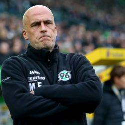 Michael Frontzeck ist der nach Punkten schlechteste Trainer der Bundesliga, der mindestens 100 Spiele als Cheftrainer coachte. Foto: Getty Images