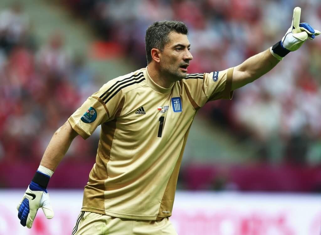Konstantinos Chalkias war elf Jahre lang Teil der griechischen Nationalmannschaft. Foto: Getty Images