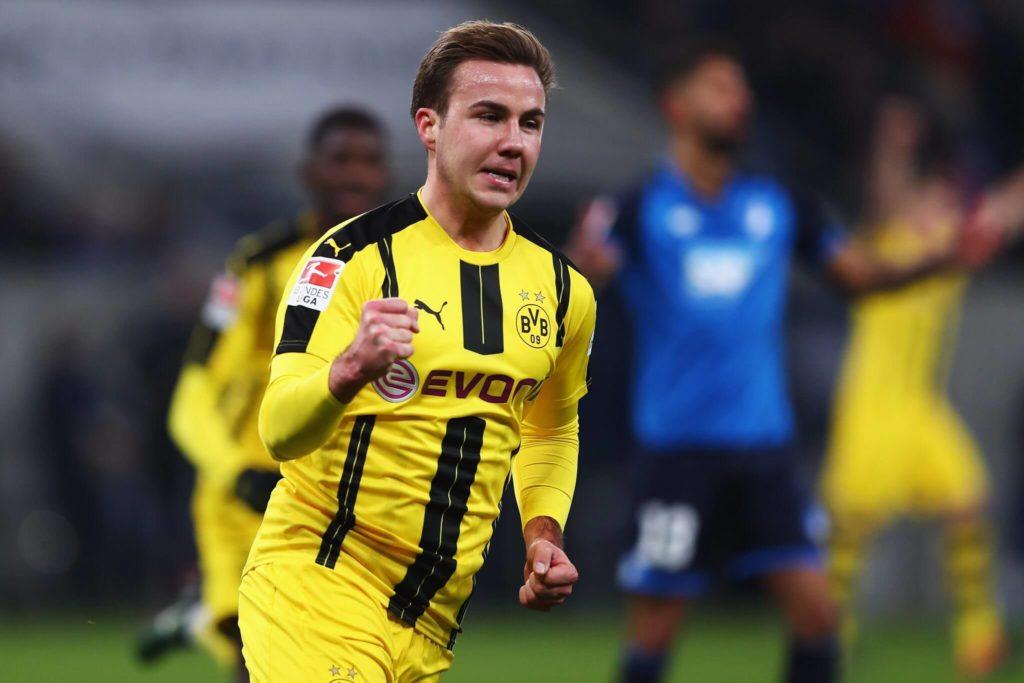 TSG 1899 Hoffenheim v Borussia Dortmund - Bundesliga (Photo by Alex Grimm/Bongarts/Getty Images)