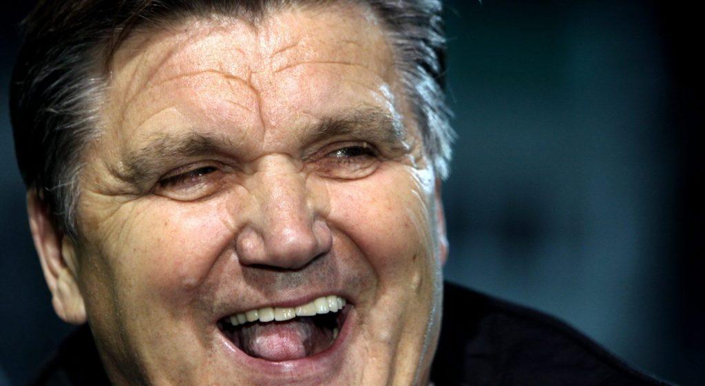 Trainer-Legende Hans Meyer über Fußballer (Photo by Ronny Hartmann/Bongarts/Getty Images)