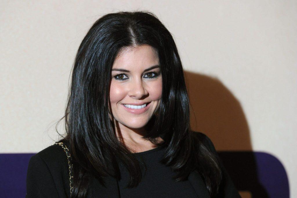 Auch Imogen Thomas ist ein Model. Foto: Getty Images
