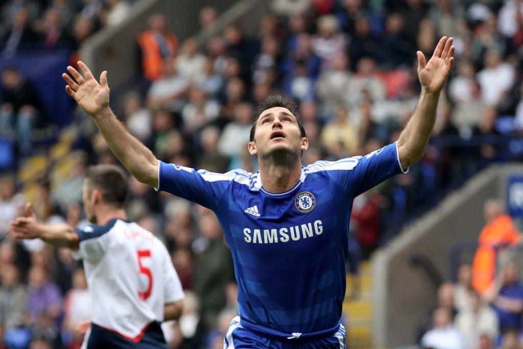 Frank Lampard ist beim FC Chelsea eine absolute Klublegende.