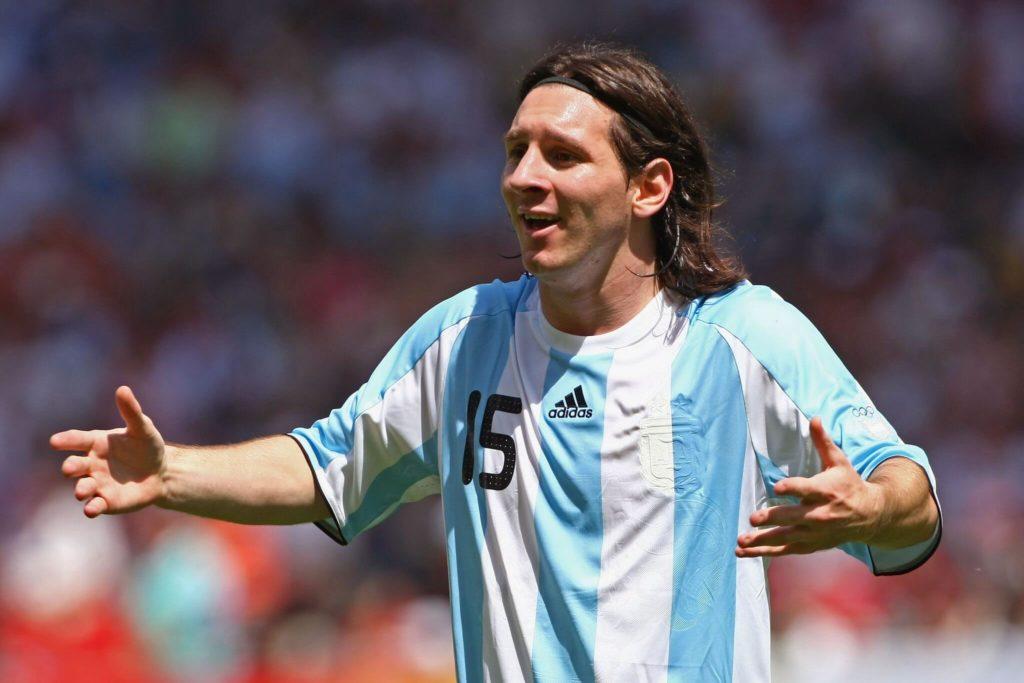 Das ging daneben für Lionel Messi. (Photo by Alexander Hassenstein/Getty Images)