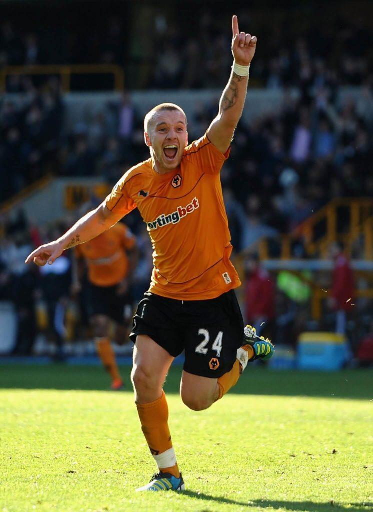 Zudem heiratete sie Fulham-Spieler Jamie O'Hara. Foto: Getty Images