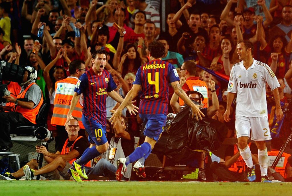 15 Punkte Vorsprung vor Real Madrid.