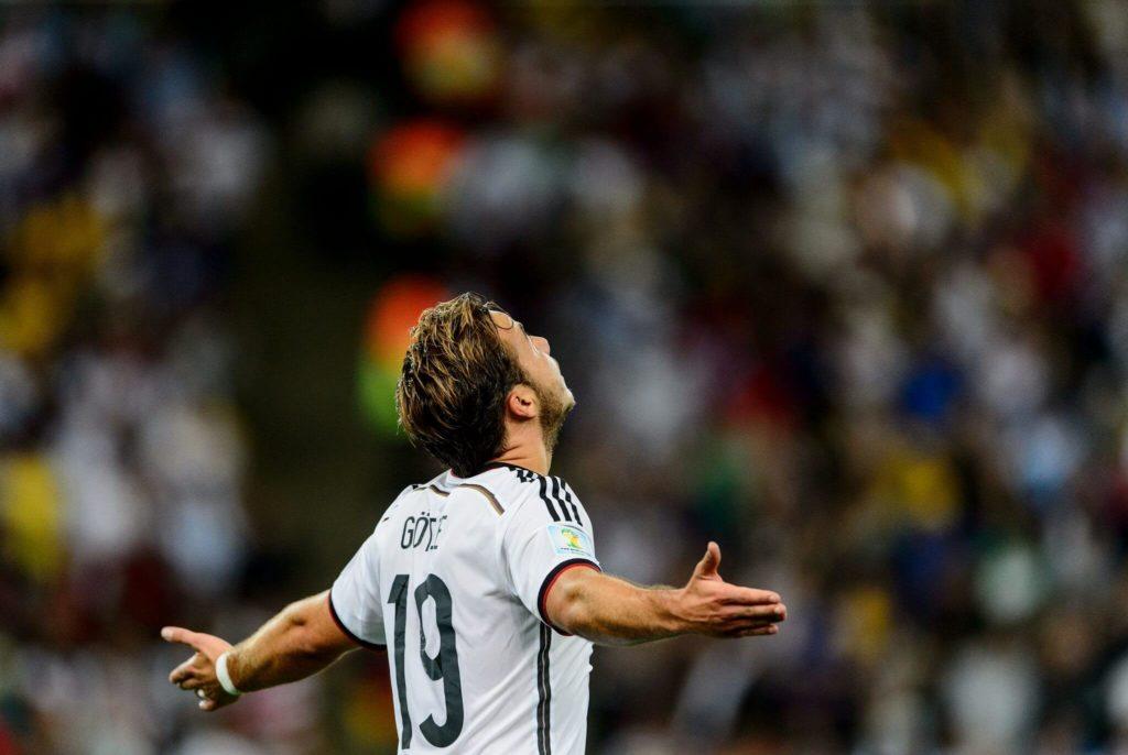 Mario Götze kann in der Offensive praktisch alle Positionen spielen. Foto: Getty Images