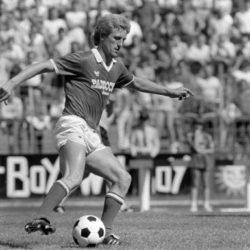 Der Rekordhalter - Klaus Fichtel. Foto: Imago