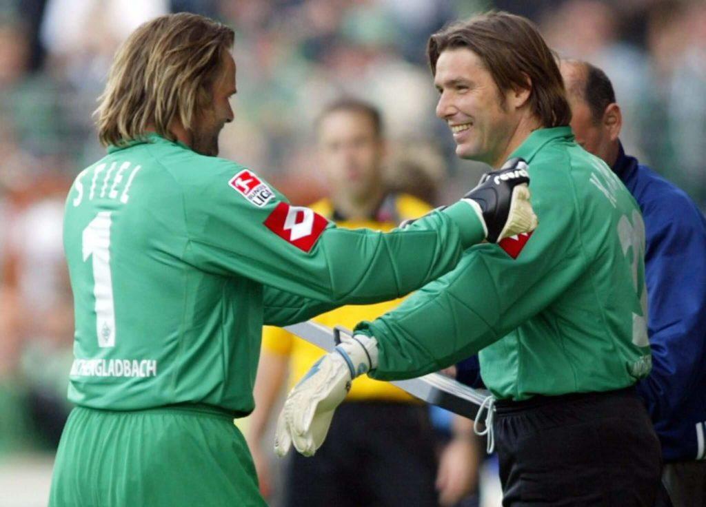 Uwe Kamps spielte als Profi nur für BMG. Foto: Getty Images