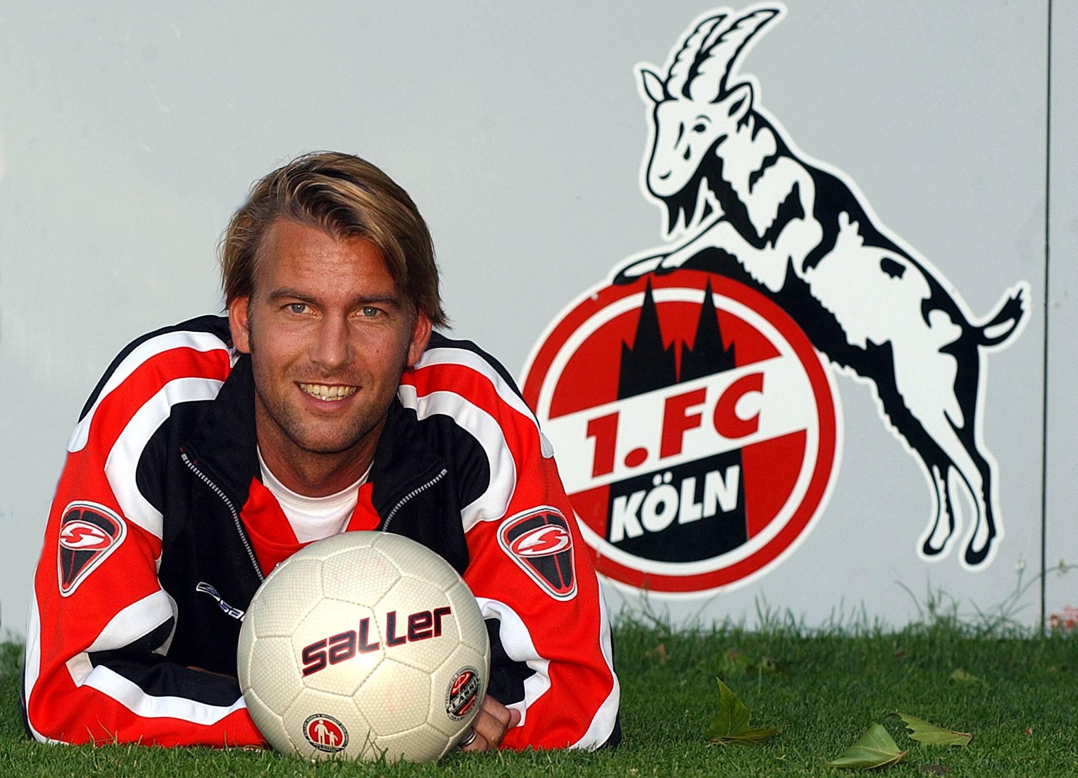 In Köln nur bei den Amateuren - Lars Leese.