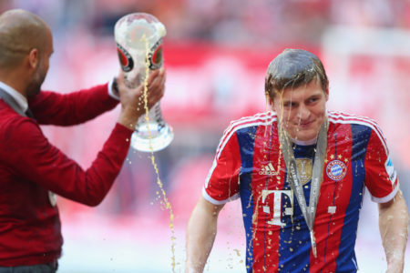 On this day in 2014, Toni Kroos played his last Bundesliga game. The German midfielder then join Real Madrid and made his mark in La Liga.