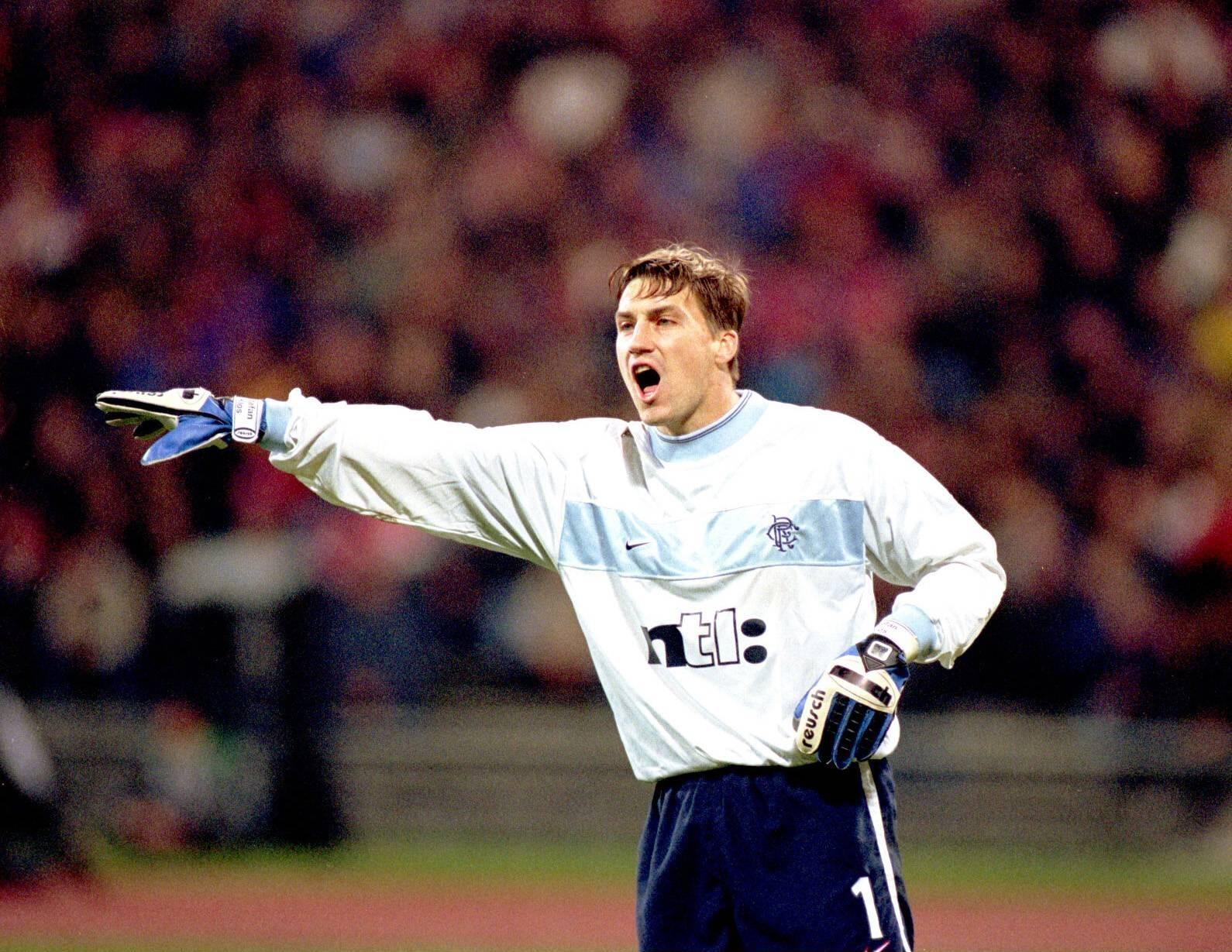 Stefan Klos bleibt bis heute hochgeachtet in Glasgow.