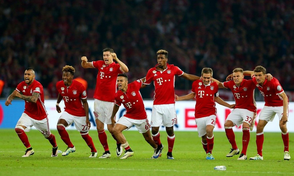 Well, well, well - another day. And Bayern Munich are champions again.