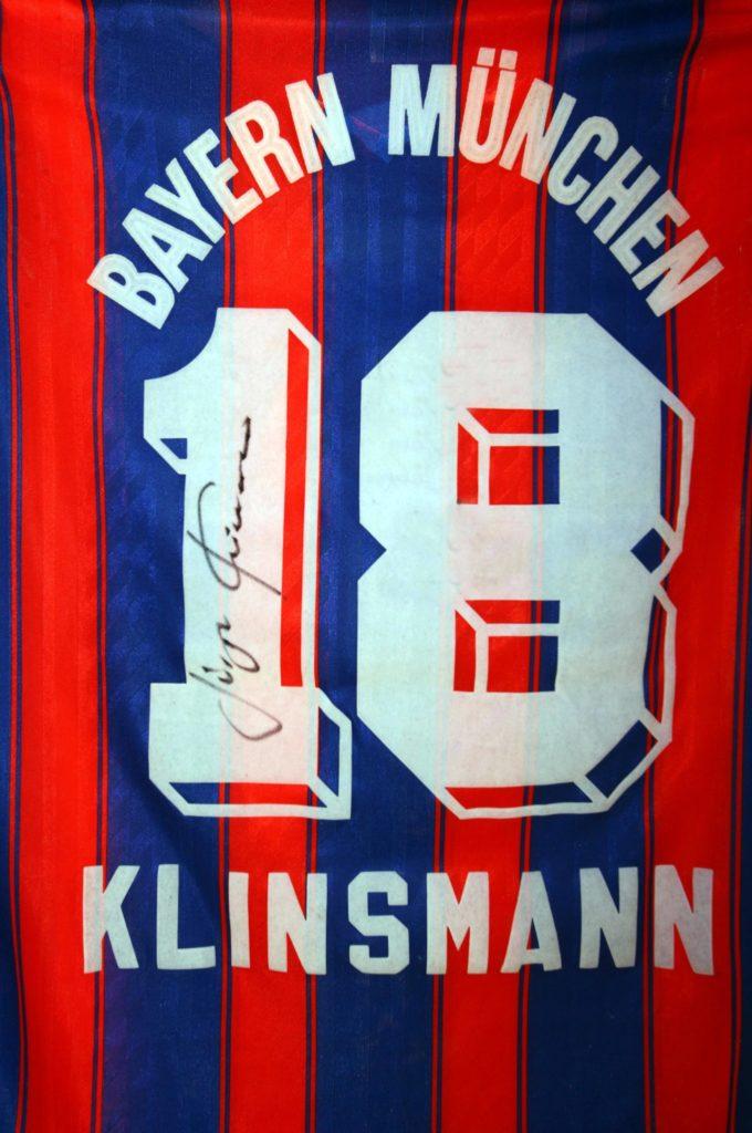 Klinsmann und Matthäus - das ging gar nicht.
