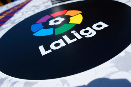 La Liga president Javier Tebas hopeful about league resumption in June