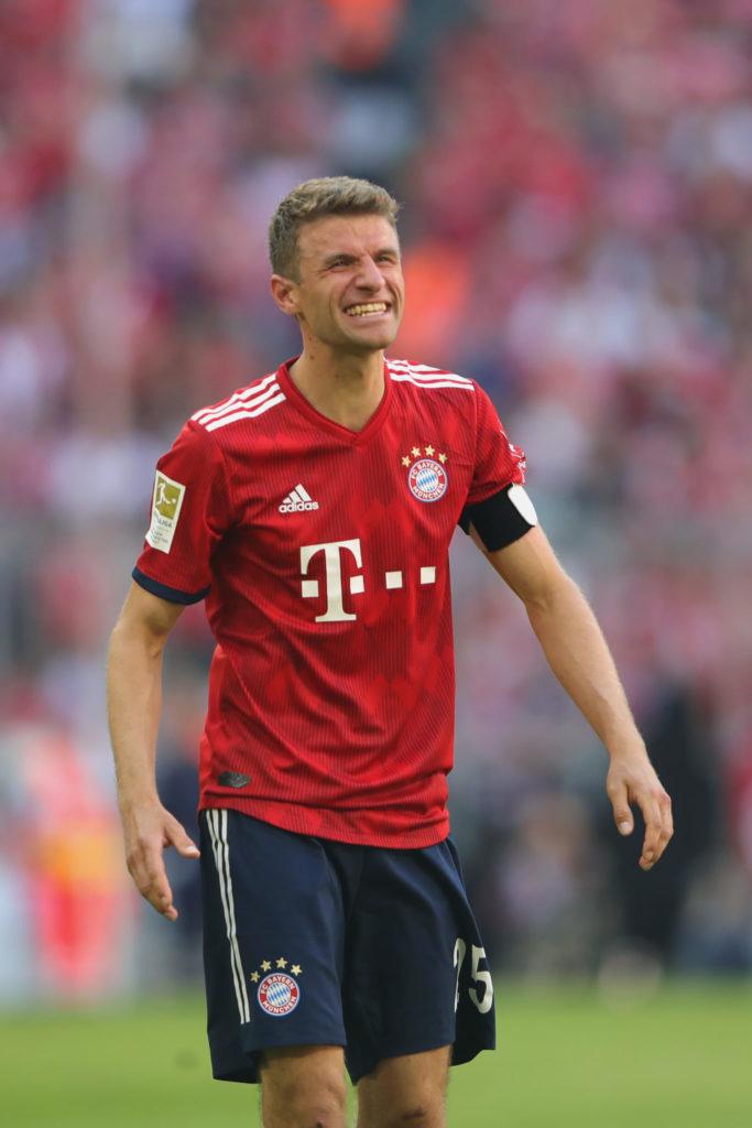 Der große Symphatieträger des Fc Bayern.