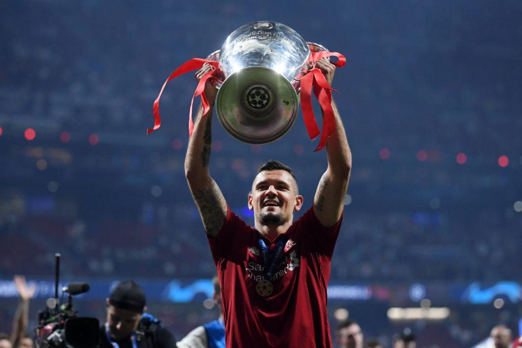 Am 1. Juni 2019 holten Liverpool und Dejan Lovren in Madrid zum 6. Mal den Landesmeister-Cup.