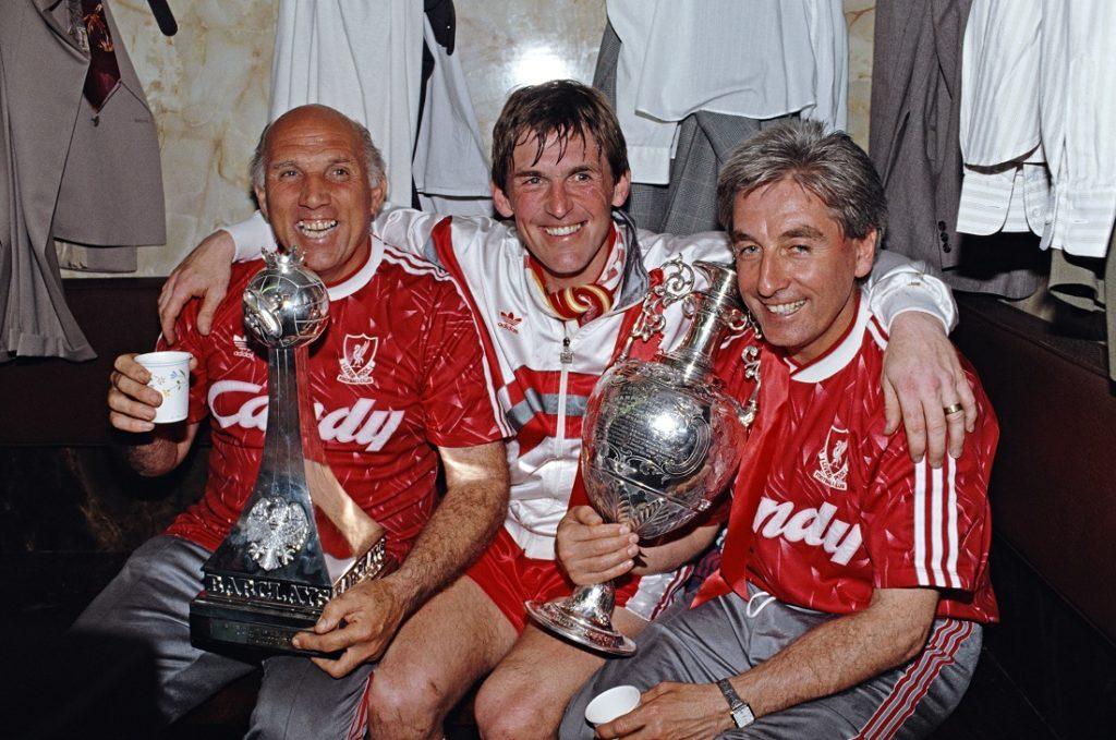 FC Liverpool Kenny Dalglish