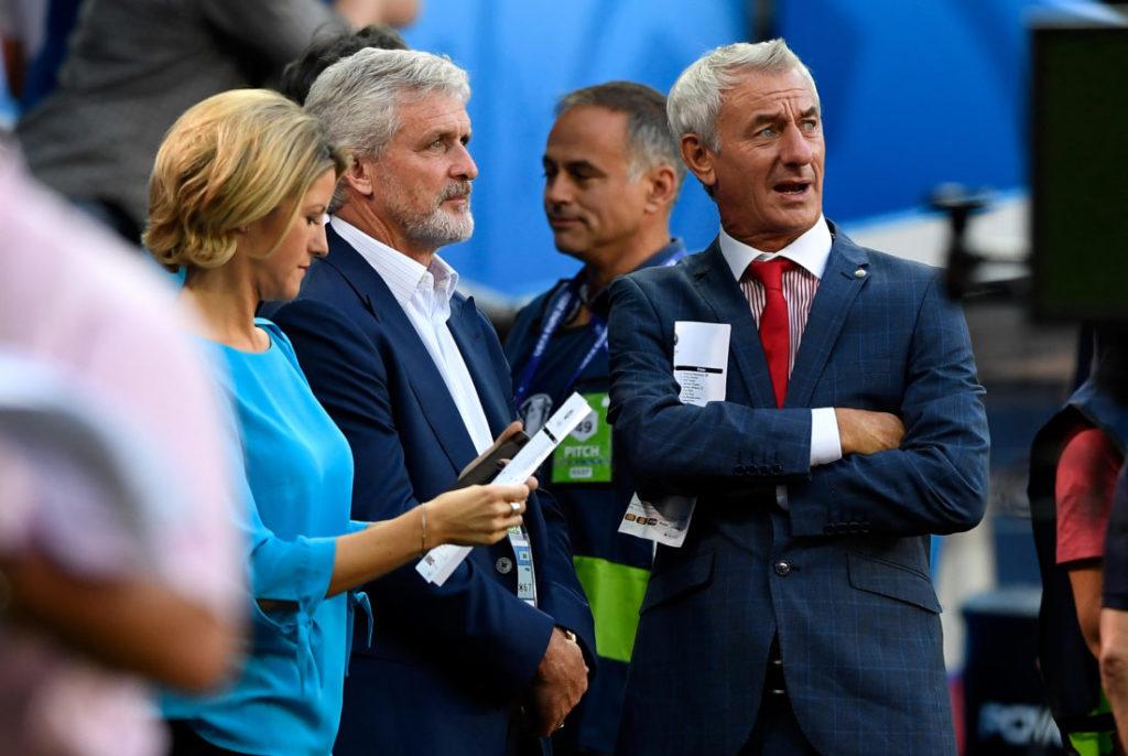 Wales im EURO-Halbfinale 2016: die Legenden Mark Hughes und Ian Rush (r.) sind gerührt...