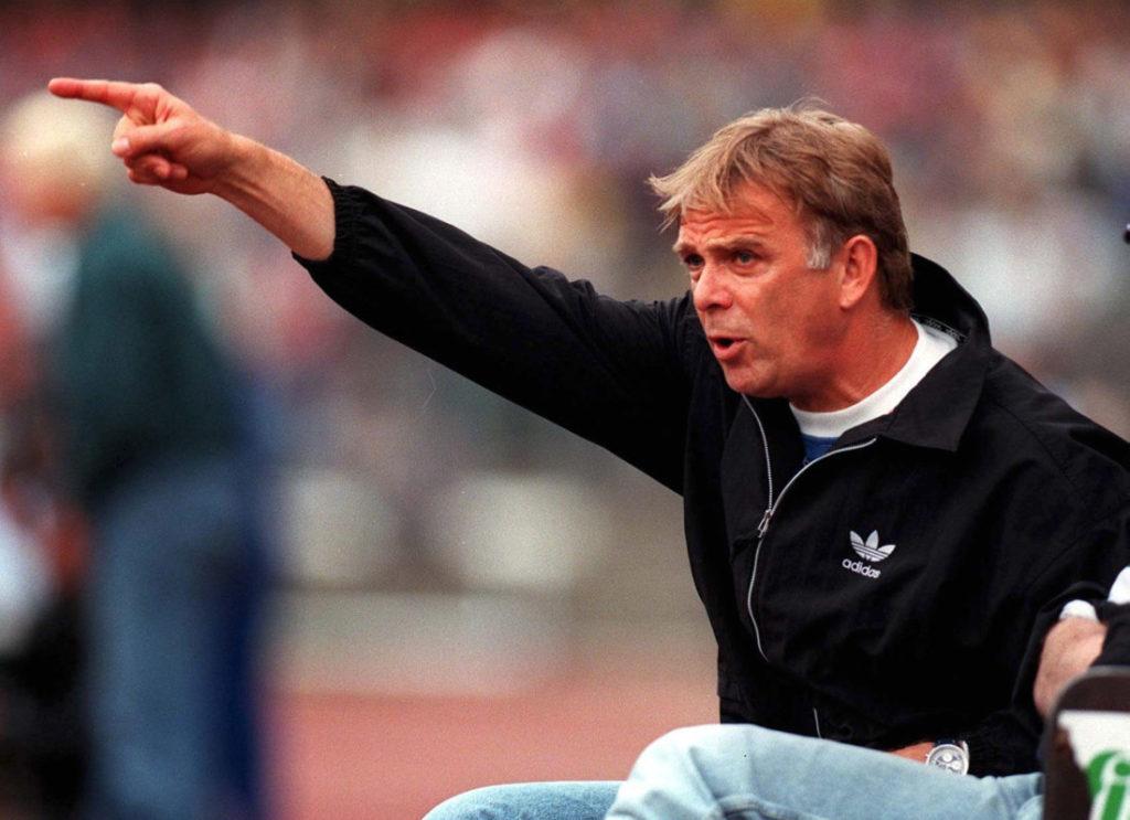 Und wieder in die Bundesliga aufgestiegen - Saison 1997/98.