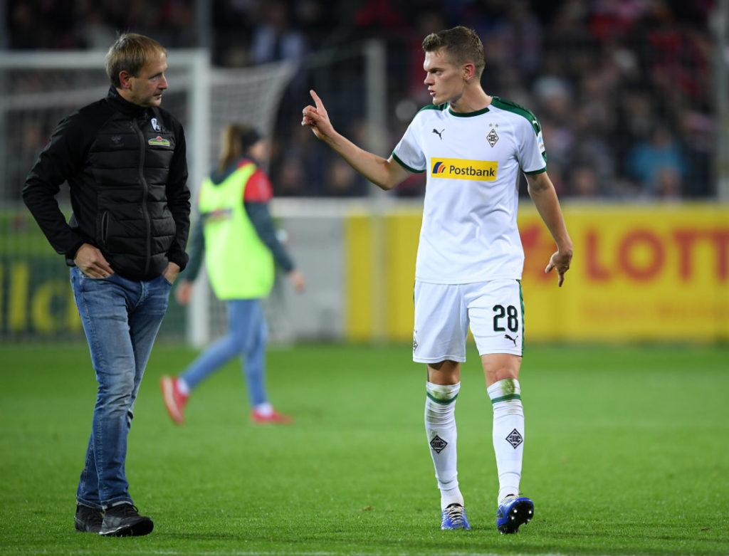 Die besten Spieler gehen immer wieder weg - Matthias Ginter.