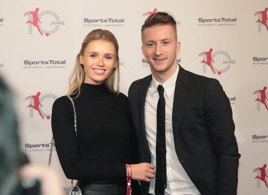 Marco Reus und Scarlett Gartmann sind ein Paar.