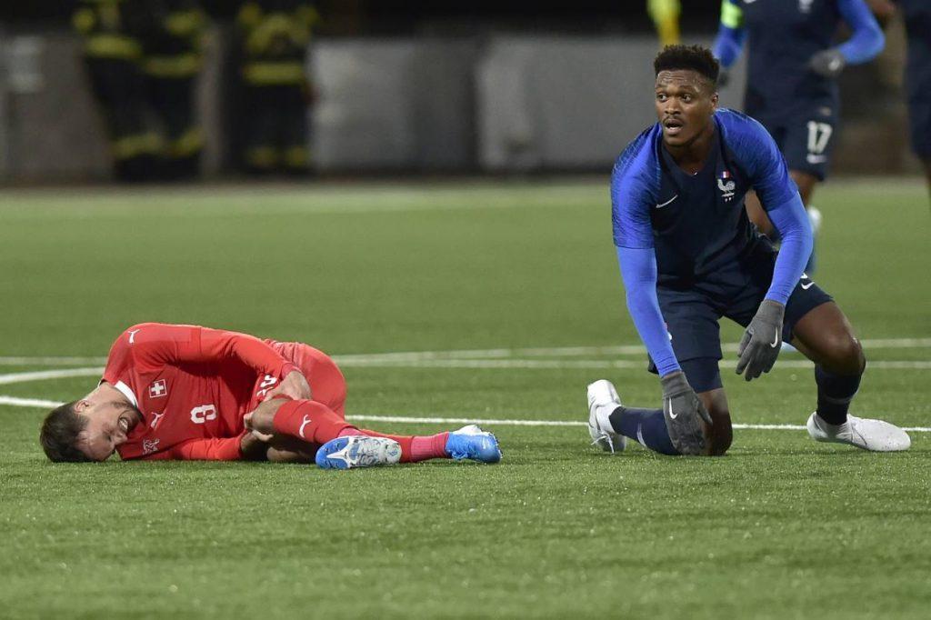 Dan-Axel Zagadou Frankreich U21