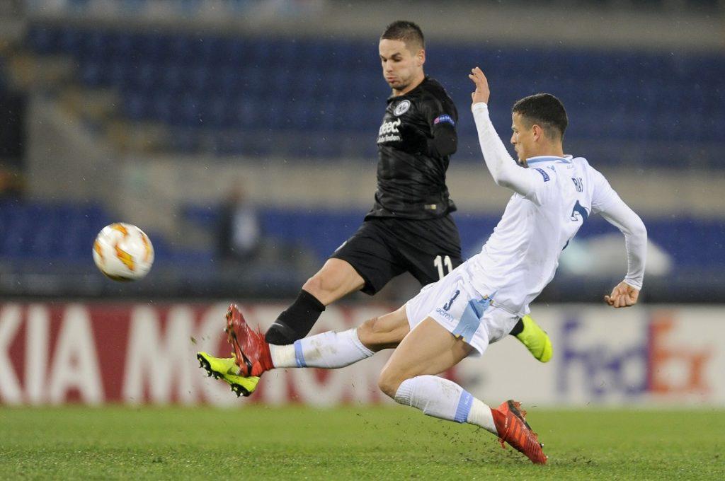 Eintracht Frankfurt Mijat Gacinovic