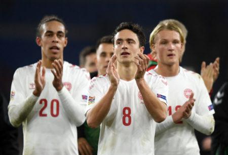 Dänemark steigt in die Staffel A auf.