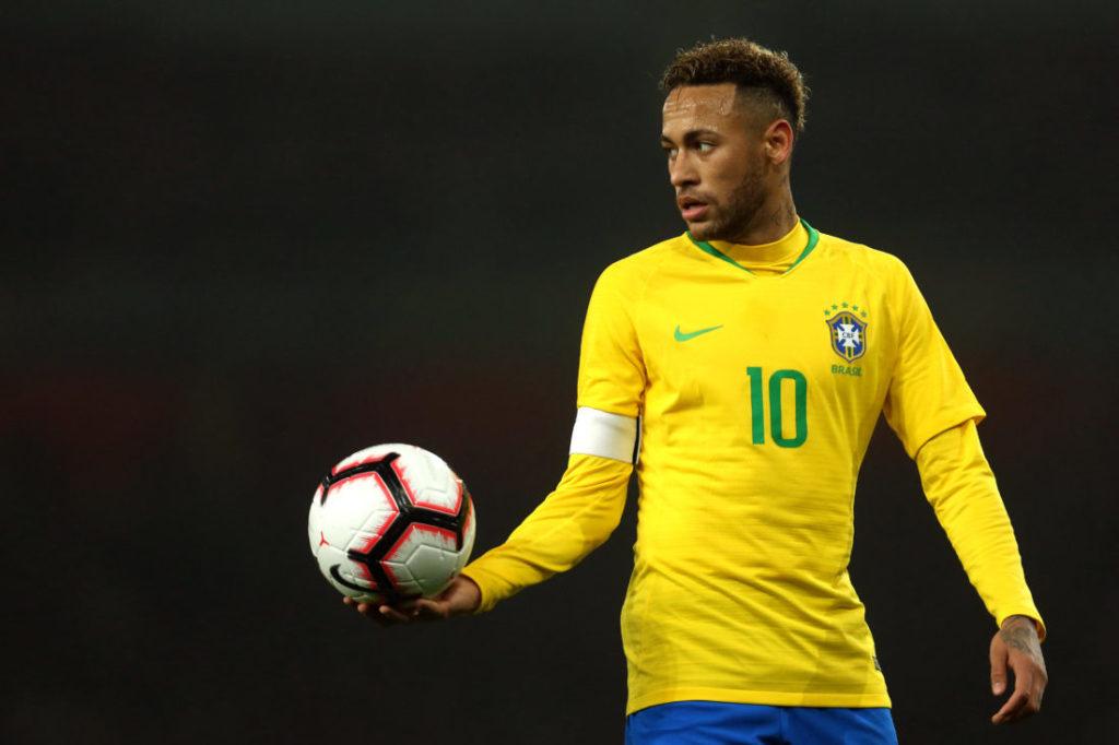 Neymar traf zum 1:0