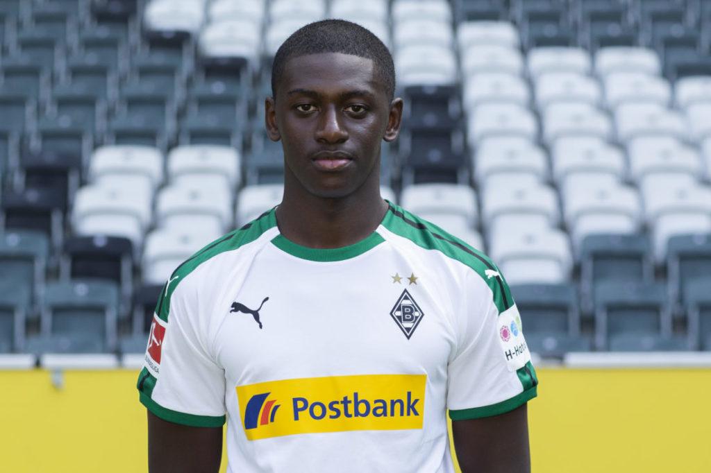 Mamadou Doucoure - schon wieder verletzt.
