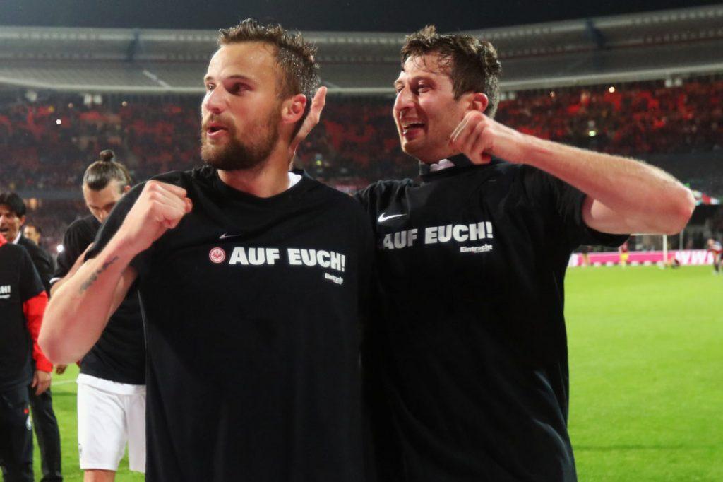 Verloren in der Relegation gegen Eintracht Frankfurt im Mai 2016.