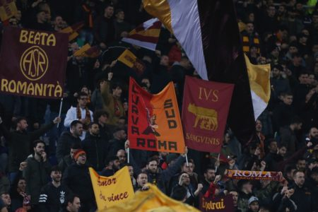 The Italian giant AS Roma are distributing care packages to their regular ticket holders aged over 75. Coronavirus has killed more than 9,000 people in Italy.