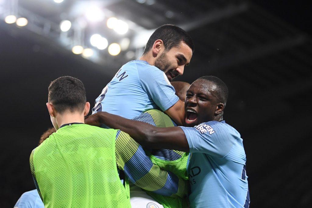 Mit Manchester City gewann Ilkay Gündogan im Dezember 2018 auch das Derby gegen United.