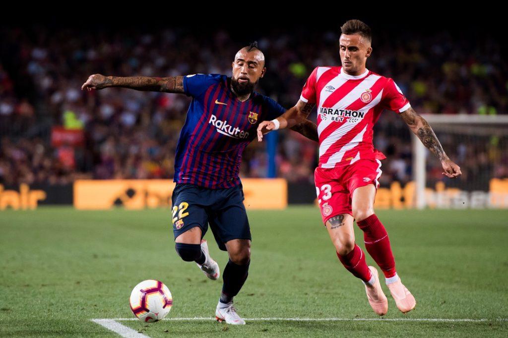 Vidal sues Barcelona
