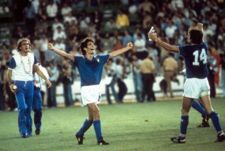 Weltmeister! Nicht auszudenken, wenn Italien Paolo Rossi (m.) 1982 zur WM zu Hause gelassen hätte