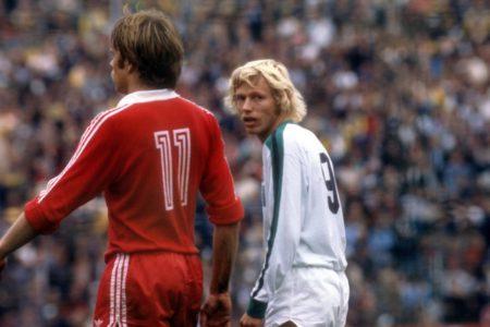 Kalle del Haye wechselte von Borussia Mönchengladbach zum FC Bayern.