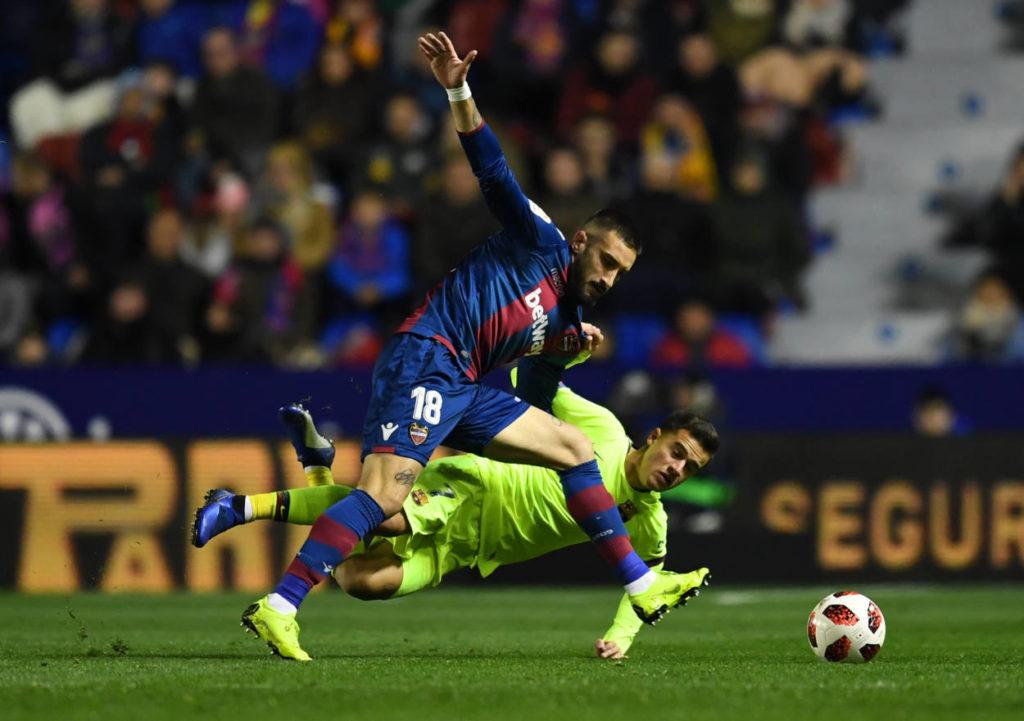 Philippe Coutinho FC Barcelona