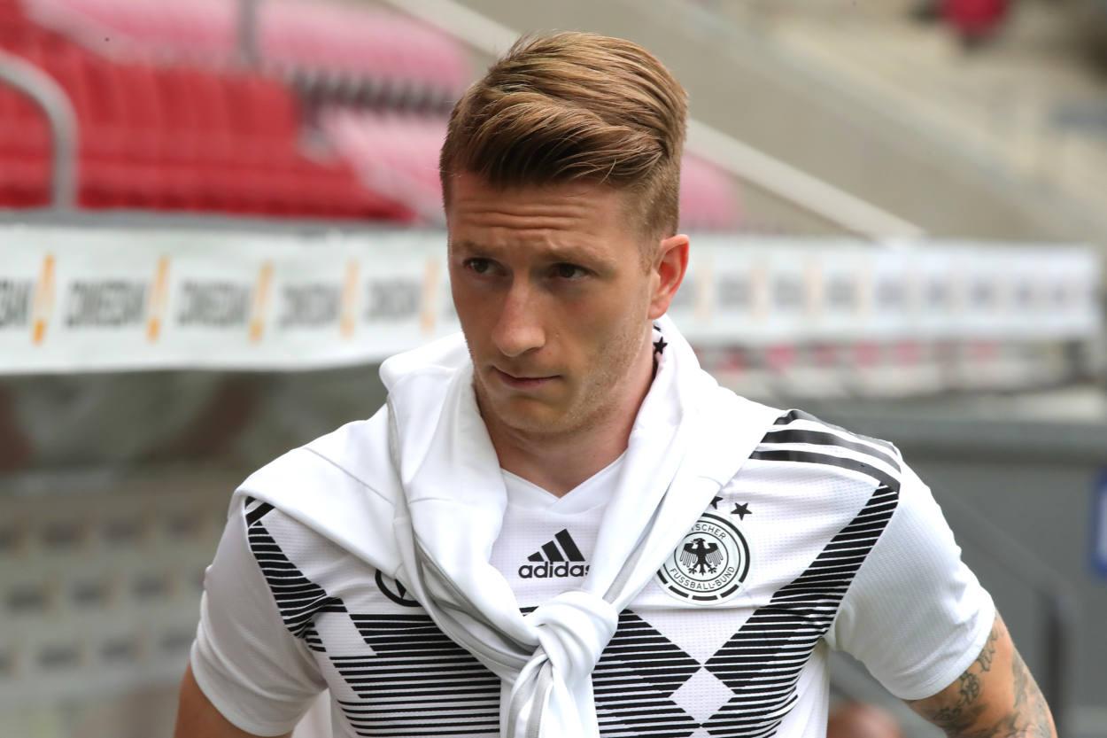 Marco Reus über den Länderspiel-Klassiker Deutschland-Holland | LigaLIVE