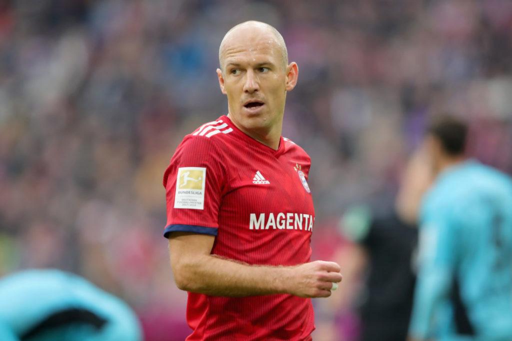 Arjen Robben geht auf jeden Fall.