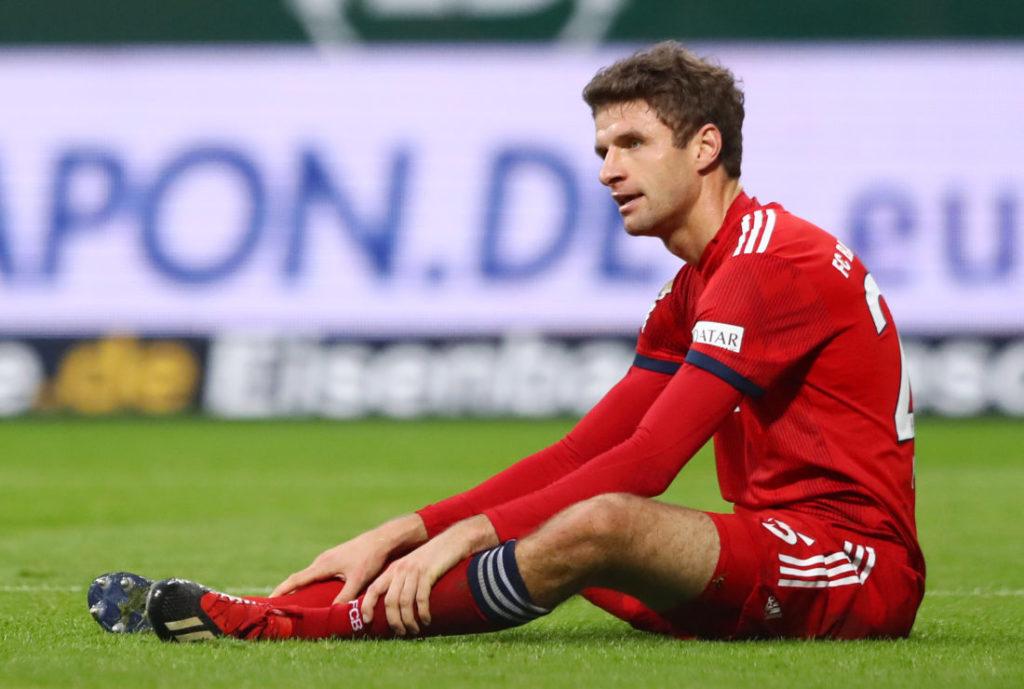 Bayern München ohne Radio Müller?