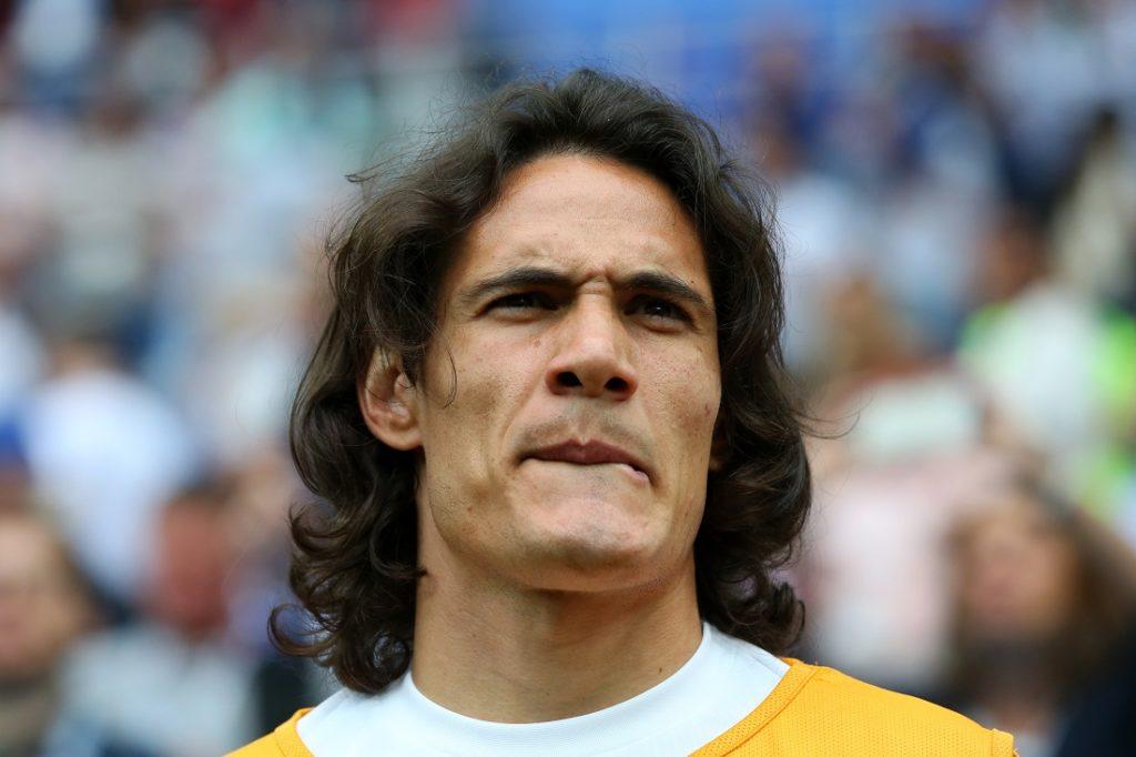 Edinson Cavani kann bei der Copa América noch Torschützenkönig werden, obwohl Uruguay längst draußen ist..
