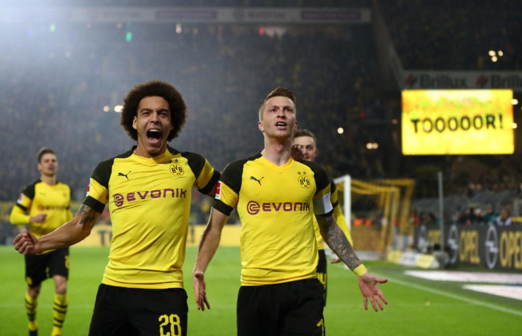 Der Kader des BVB verzeichnete einen hohen Wertzuwachs in der Hinrunde 2018/19.
