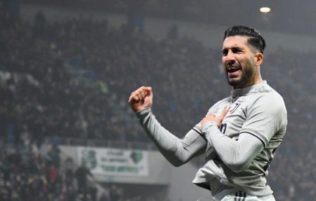 Wird Emre Can noch einmal für Juventus Turin jubeln?