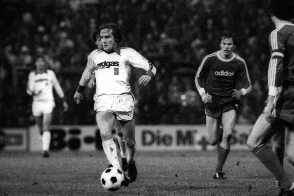 Allan Simonsen war ein Star der großen Borussia in den 70er Jahren.