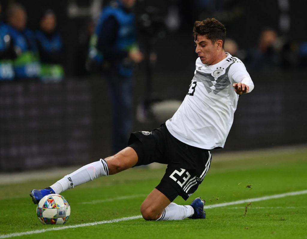 Kai Havertz könnte bald beim FC Bayern spielen.