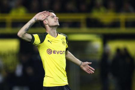Julian Weigl ist enttäuscht vom BVB.
