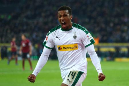 Alassane Plea ist der neue Stürmerstar von Borussia. Mönchengladbach.