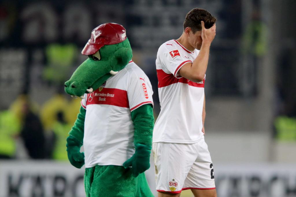 Zahlen des Grauens beim VfB Stuttgart.